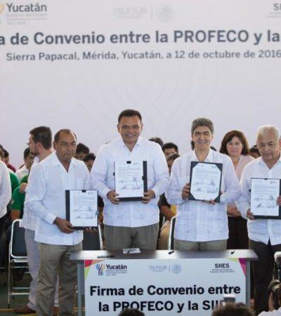 Jóvenes yucatecos innovarán a favor de un consumo responsable