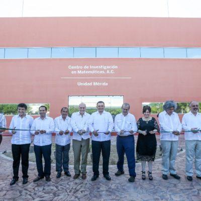 Yucatán sigue colocándose como polo regional de ciencia e innovación