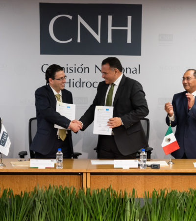 Litoteca Nacional de Hidrocarburos tendrá su sede en Yucatán