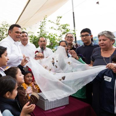 Ciencia para más infantes y jóvenes yucatecos