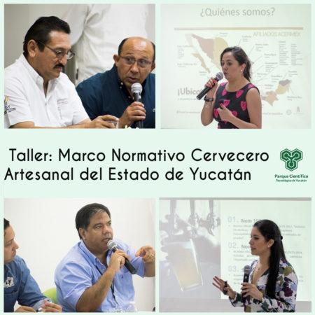Parque Cientifico Tecnológico de Yucatán