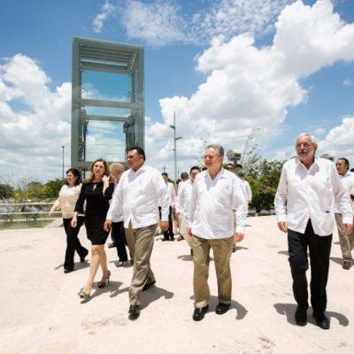 Se presentan proyectos del Lancis y Litoteca Nacional que operarán en el estado.