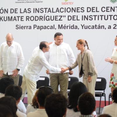 Se abre nuevo Centro de Investigación en Salud