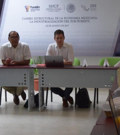 Las Zonas Económicas y el Gobierno de Yucatán se reúnen para acelerar la implementación de la ZEE de Progreso