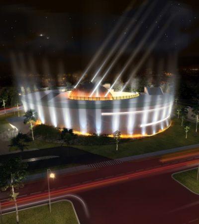 Yucatán prepara Museo de Ciencias del Cráter de Chicxulub